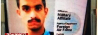 Pensacola, FL Airbase Shooter Was Saudi National