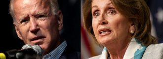 Biden, Pelosi Lose It Against Questioners: Get Off My Lawn!