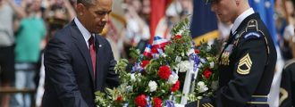 Obama, Biden on Memorial Day: Yeah, the VA Probably Needs Some Work