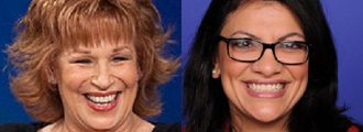 Leftists Behar, Tlaib Remind Us: Best to Have Your Facts Straight Before Speaking