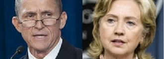More 'Deep State'? Was Gen. Flynn Framed? Hillary Allowed to Skate on Email Charges?