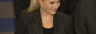 So It's Settled: The Problem on The View Is … Meghan McCain?