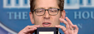 Jay Carney Out…While Lefties Begin to Turn on Slowbama