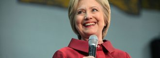 Keeping an Eye on Her: Seven Solid Reasons Hillary May Now Surface as V.P. on Ticket