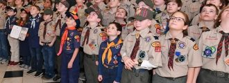 Boy Scouts of America's Bankrupt Moral Standards Embrace Leftist Ideals