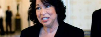 High Court Supports Trump Policy -- and Justice Sotomayor Isn't Happy About It