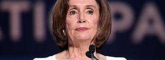 Nancy Pelosi's 'Evil' ... How Else to Accurately Describe Her Gross Coronavirus Stunt?