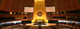 UN's 75th Anniversary? How About We Don't Celebrate Its Murderous Legacy?