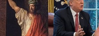 Pay Attention: What Many Critics Miss About Donald Trump/King Cyrus Comparisons