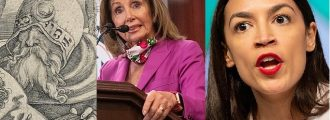 Moses' Brother, Pelosi and AOC ... What Do They Have in Common?