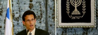 MSNBC/CNBC: Eric Cantor Lost Because He's Jewish, Right?