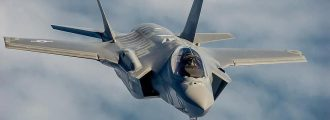 Taxpayers, Take Note: Huge Bill Coming Due for F-35 Fighter Jets