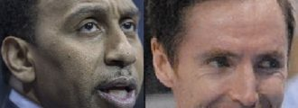 No, Stephen A. Smith, the Hiring of Steve Nash Is Not 'White Privilege'