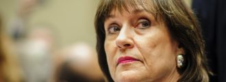 IRS Says It Can't Find Two Years Worth Of Lois Lerner's Emails