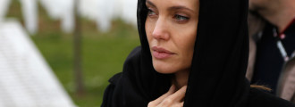 "Angelina Jolie: America Is ""Lacking In Leadership In The World"""