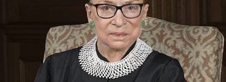 Startling Timing: Reflections on the Passing of Ruth Bader Ginsburg