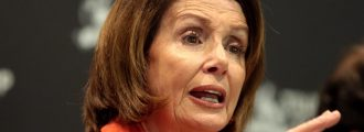 Pelosi Panics! Frantic Leftist Radicalism Might Be Hobbled by New Court