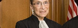Ruth Bader Ginsburg: The Sexual State in a Black Robe