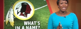 "This Is Real: MSNBC Now Issuing Warnings Before Broadcasting The Word ""Redskins"""