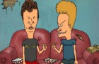 "What if Michael Bay Rebooted ""Beavis and Butt-Head""?"