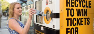 Introducing the Vending Machines That Let You Trade Trash for Treasure!