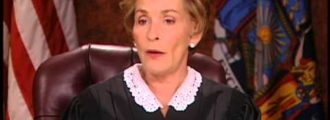 Harry Reid Purports to Know What Judge Judy Would Think of Boehner's Lawsuit