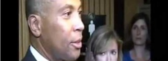 Dem. Gov. Deval Patrick Just Said Deporting Illegal Children Is Like Sending Jews To Concentration Camps