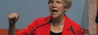 Progressive Moonbat Elizabeth Warren Vows To Overturn The Hobby Lobby Birth Control Decision