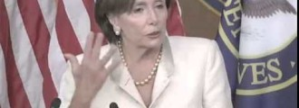 NANCY PELOSI HAS LOST HER MIND: Border Kids Are Like Moses