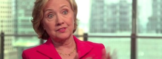 """Hillary: Hamas Hides Missiles In Schools Because """"Gaza Is Pretty Small"""""""