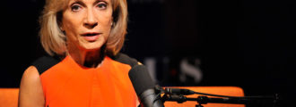 Andrea Mitchell Gets Taken to School Over Hamas Yet Again...and Still Doesn't Get It