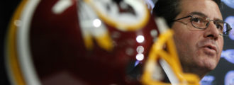 """Dan Snyder: People Upset Over Name """"Redskins"""" Are Avoiding The Real Issues Facing Native Americans"""
