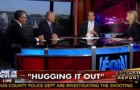 "Fox News Panel Mocks, Slams ""Phony"" Hillary Clinton For ""Hug Summit"""