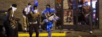 Ferguson's Racist Bat Signal