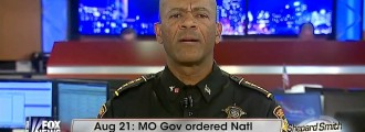 "Milwaukee Sheriff David Clarke: Eric Holder ""Owes Every Officer In America An Apology"""