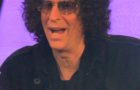 A Shirtless Howard Stern Takes The Ice Bucket Challenge…and Nominates a Dead Person
