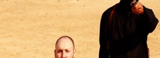 ISIS Apologizes to Followers...for Accidentally Releasing Sotloff Beheading Video Ahead of Schedule