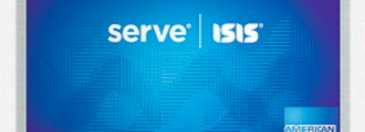 "Did You Know American Express Issues Gift Cards With The Name ""Serve ISIS"" On Them?"