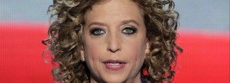 "AGAIN: Debbie Wasserman Schultz Accuses Another Republican Of Giving Women The ""Back Of His Hand"""