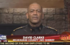 "Sheriff David Clarke: White America ""Getting Tired Of Having Its Nose Rubbed In Past Sins Of Slavery"""
